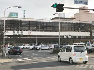 佐賀駅周辺